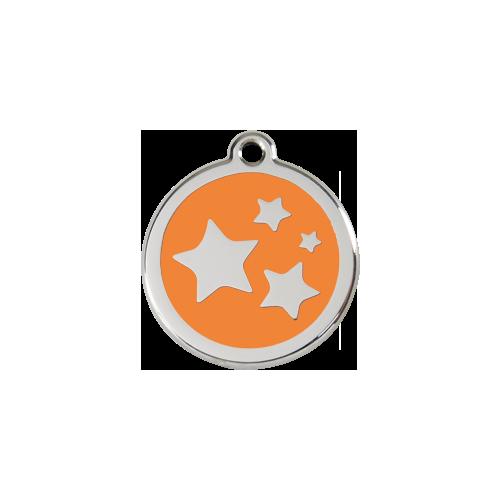 Médaille Red Dingo Emaillée...