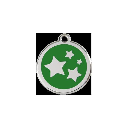 Medaille Coeur Swarovski