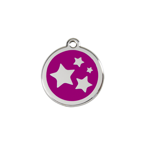 Medaille Rectangle Swarovski